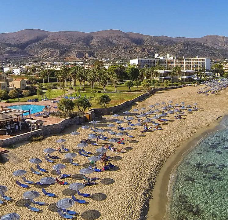 Bravo Club Crète Sirens Malia Beach 4*