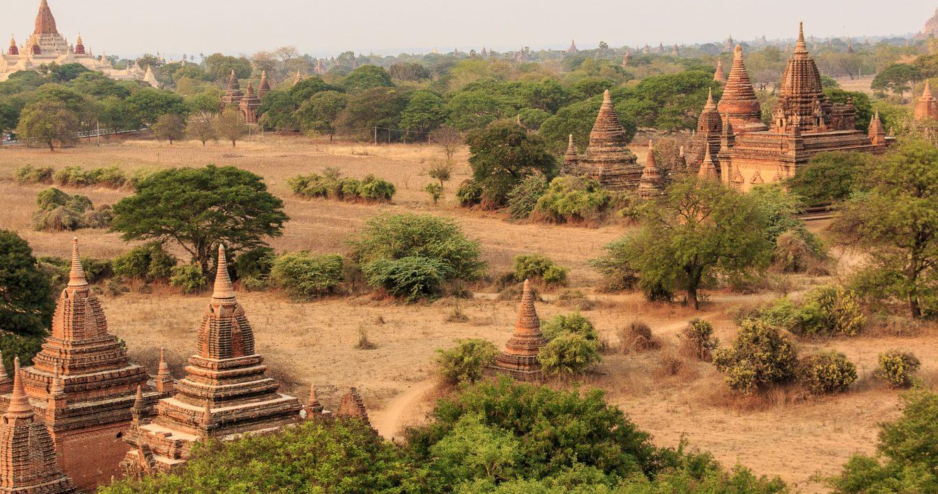 Birmanie avec sa tribu