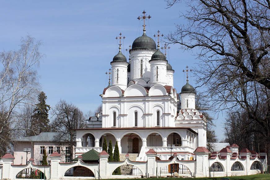Russie_Eglise de la transfiguration