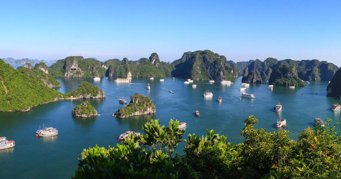 Vietnam avec sa tribu