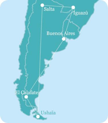 carte itinéraire