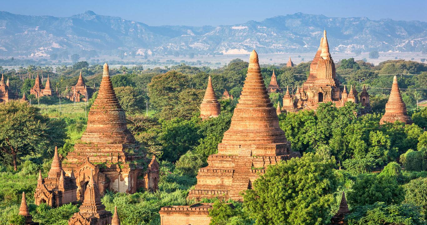 Birmanie 2020
