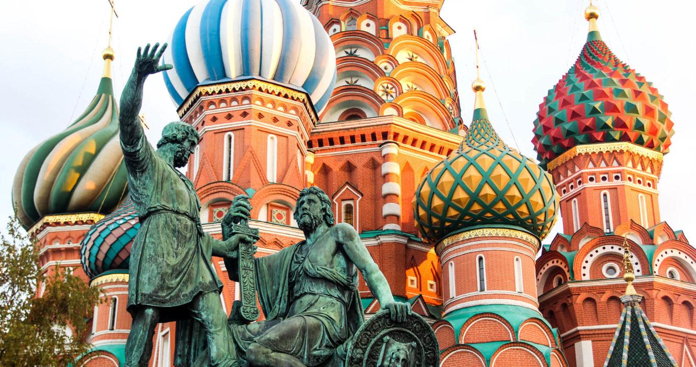 Croisière Russie 2020