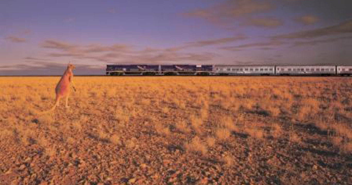 Afrique du Sud – Rovos Train