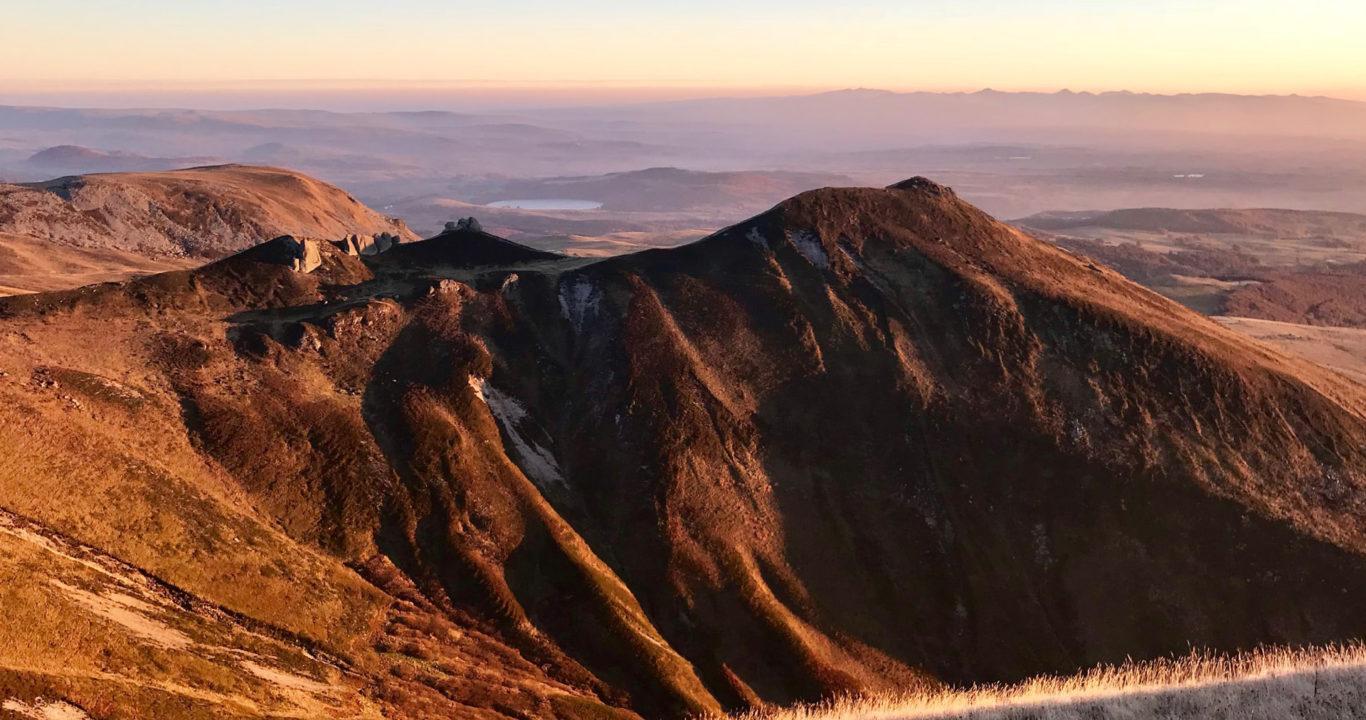 France autotour – Volcans d'Auvergne