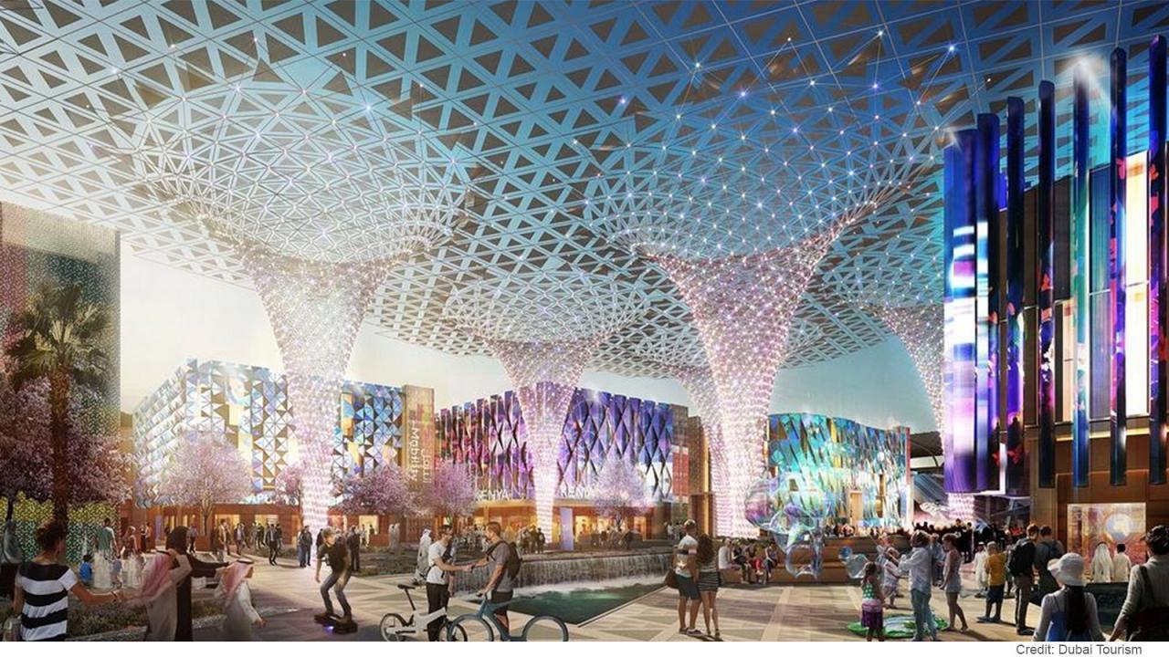 Expo 2020 Dubaï & Abu Dhabi